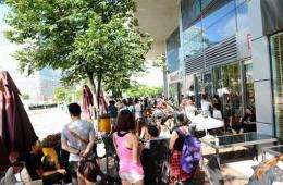首日Chinajoy观众破六万 游族等企业展台遭围观