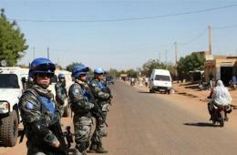 中国部队进驻非洲  是了不起决定