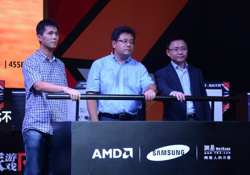 AMD三星网易游戏携手为《梦幻西游2》玩家带来华丽装备