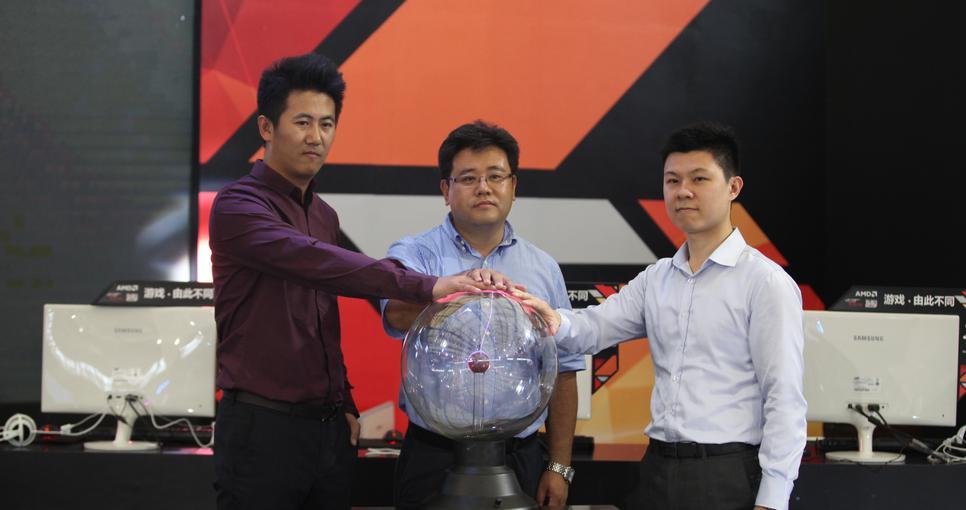 AMD宏碁完美世界携手为射雕Zero玩家带来至尊装备