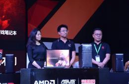 巅峰对决!AMD华硕DOTA2制霸赛总决赛收官ChinaJoy