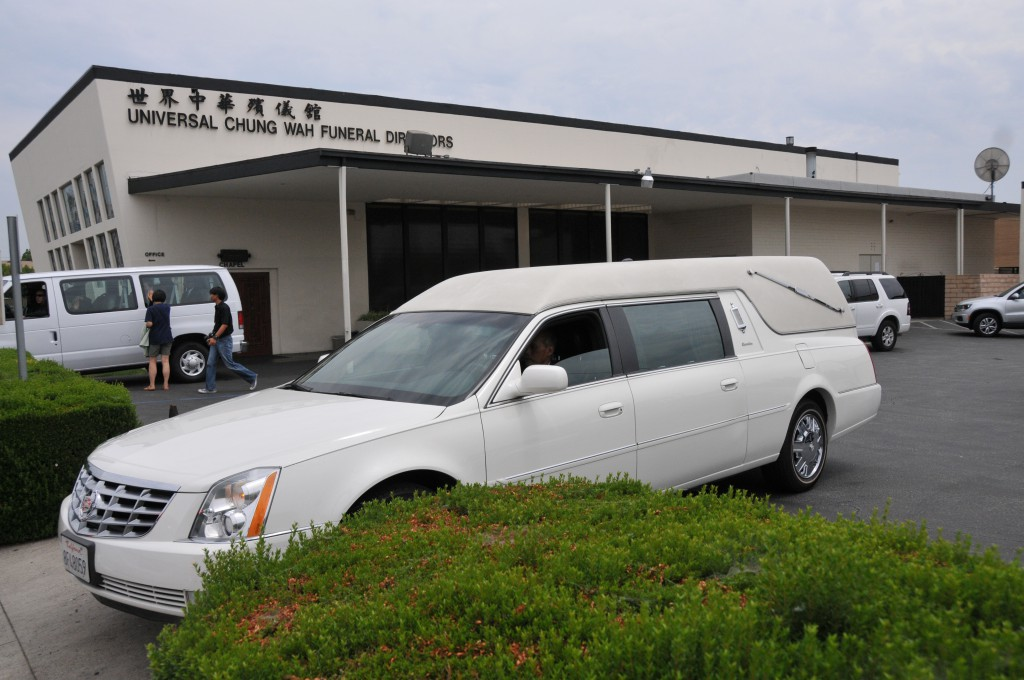 南加大中国留学生纪欣然葬礼在洛杉矶举行