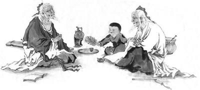 古人育子七不责:当众不责 饮食不责