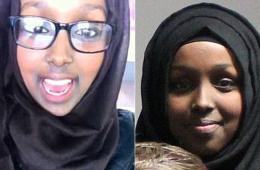 """英双胞胎姐妹投身叙""""圣战"""" 称与ISIS士兵结婚"""