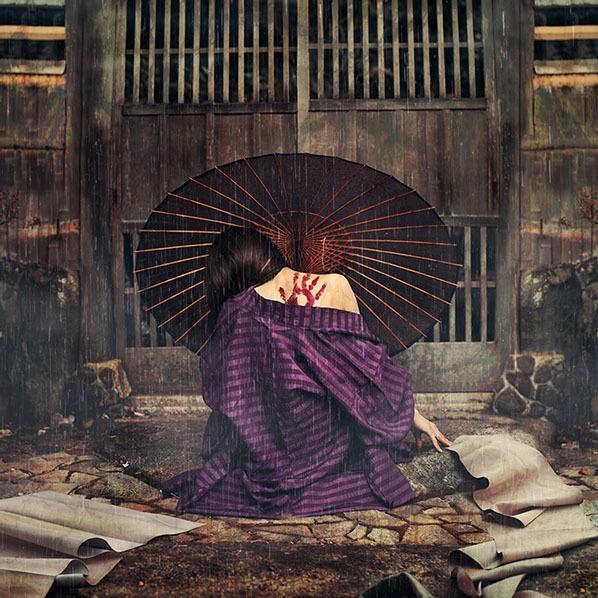 人像摄影:日本迷城
