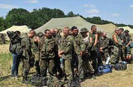 乌克兰政府军400余人越境降俄