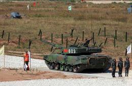 "96A首亮相俄""坦克两项""大赛"