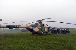 13集团军陆航旅抢救28危重病人