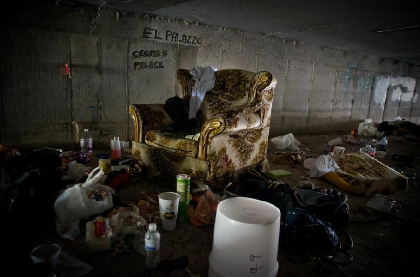 纪实摄影:赌城故事