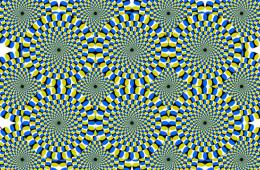 错视图像欺骗你的眼睛