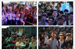 边锋旗下战旗TV成2014ChinaJoy焦点