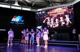 TI4世界冠军Newbee亮相2014CJ边锋展台