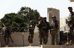 阿富汗士兵打死4名外国军人