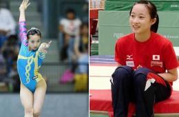 日小将获赞最美体操运动员 盼日本队像美国一样强大