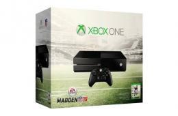 微软宣布发布Xbox One 《NFL》同捆版