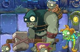《植物大战僵尸2》升级 新的世界、等级和僵尸