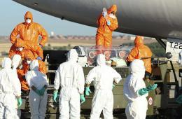 西班牙牧师感染埃博拉病毒回欧洲治疗