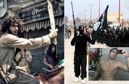 "ISIS现富二代""潮人圣战士"" 网上炫耀六块腹肌"