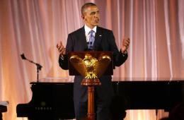 """奥巴马声称在非洲投资330亿美元 意在""""后来居上"""""""