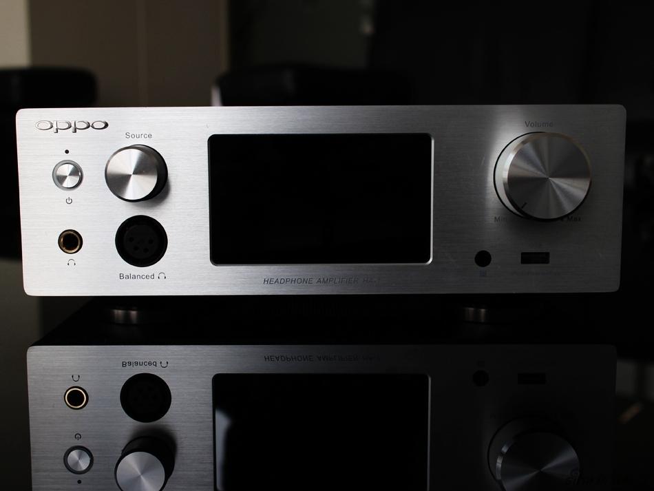 oppo pm-1耳机及ha-1解码/耳机放大器实拍