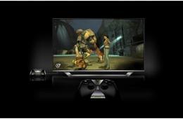 英伟达Shield游戏平板固件更新:支持无线手柄