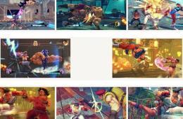 《终极街头霸王4》发售 增加新角色新技能