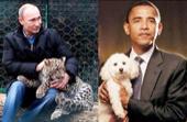 为何中国网友爱普京不爱奥巴马?