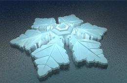 """北极圈将建""""水晶雪花""""旅馆 游客床上可赏北极光"""