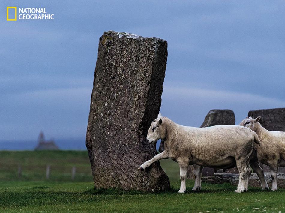 英岛屿封存五千年古遗迹令人惊叹