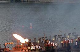 新加坡庆祝独立49周年