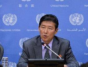 朝鲜代表在联合国指责韩美军演威胁半岛和平