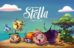 《愤怒的小鸟:史黛拉》预告片发布 9月4日上架