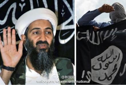 本拉登遗言:ISIS太残忍 基地应与之切断所有联系