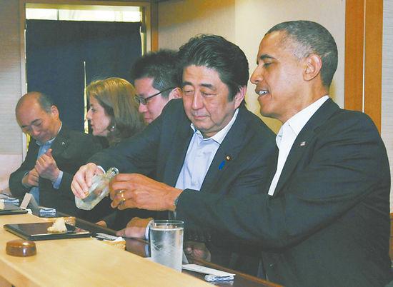 日媒:安倍不懂奥巴马的心 美不会为日本打中国 - 华夏儿女 - 华夏儿女的博客