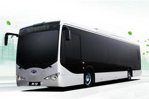 十省市新能源客车推广计划 比亚迪市场占有率最大