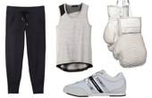健身时间怎么穿?外媒推荐经典运动装扮