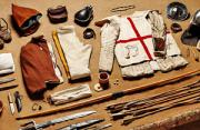 静物摄影:英国兵器