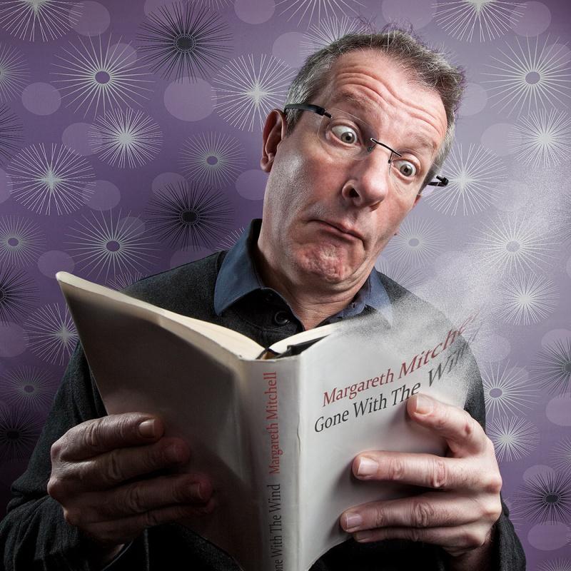 观念人像:书虫臆想记