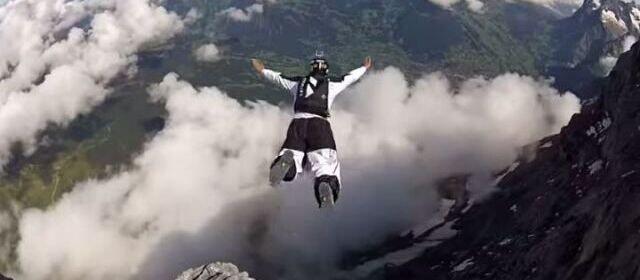 极限运动危险多 两名高空跳伞者在法国意外丧生