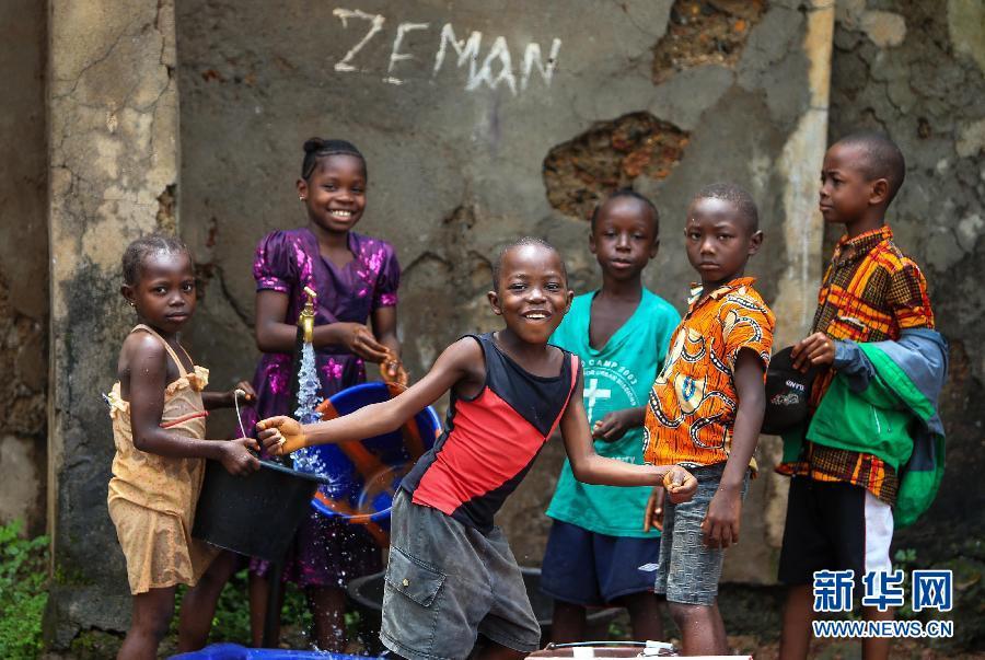 走进塞拉利昂埃博拉疫情集中的凯内马区