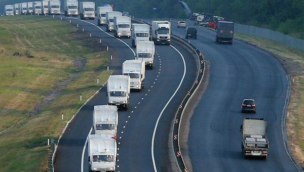 俄称各方就向乌运物资达成协议 车队过境需受检查