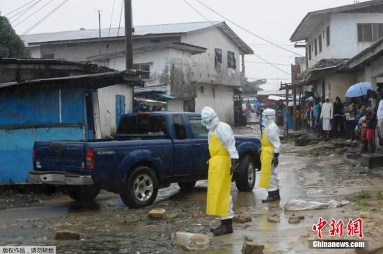 利比里亚承认埃博拉患者失踪 被批不重视疫情
