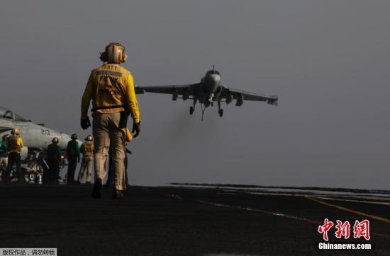 担忧极端组织威胁 美航空公司被禁止飞越叙空域