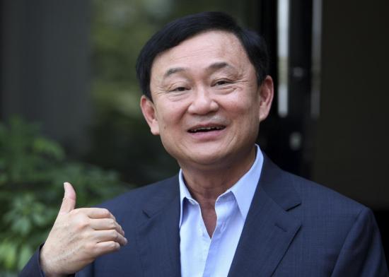 他信要支持者保持低调 勿干扰泰军政府治理国家
