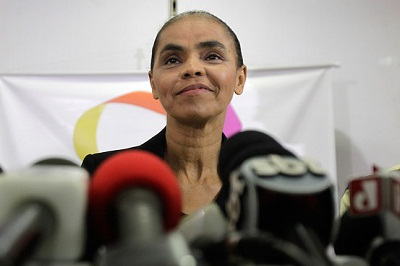 民调称巴西总统候选人身亡后反对党赢面变大