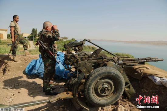 外媒:西方不能对伊拉克极端组织暴行袖手旁观