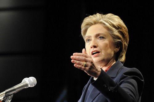 美媒:若希拉里赢08年大选 美国外交将走向何方