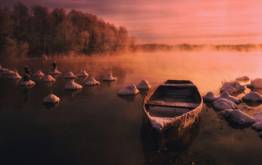 风景摄影:最美莫斯科州