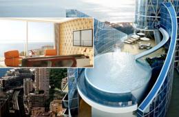 走进世界最昂贵公寓 总价高达24.5亿元