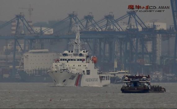 菲称中国海警用强光射菲船 动作强硬赶出仁爱礁 - 华夏儿女 - 华夏儿女的博客